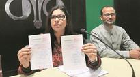 Kalka MLA trying to defame me, alleges BSP councillor Jannat Jahan