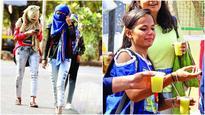 Ahmedabad sizzles at 41 degree Celsius