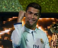 Real Madrid boss Zinedine Zidane aims to rest Cristiano Ronaldo to keep him fit