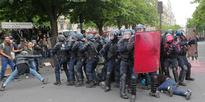 Hollande stands firm as unrest spreads