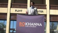 California Lieutenant Governor Gavin Newsom, Mercury News Endorse Ro Khanna