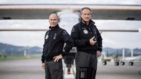 Solar Impulse 2 pilots...