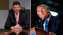 Dubai airport CEO offers to help Trump, US im...