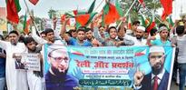 One held for anti-national slogans during rally