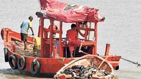 Nagapattinam: Cargo ship hits boat, 7 fishermen injured