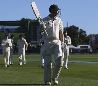 Voges breaks Sachin's record, puts Aus in command