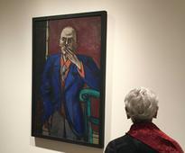 German painter Max Beckmann returns to Manhattan in new show