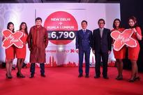 AirAsia X now connects New Delhi direct to Kuala Lumpur