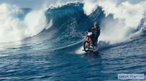 Watch: Before Robbie Maddison surfed with his bike, he was flying on it