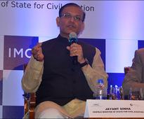 GST issues for aviation sector mostly resolved: Jayant Sinha