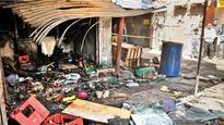 Cylinder blast in Vikaspuri eatery kills two braveheart firemen