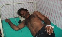 Two persons critically injured in chemical attack, two held