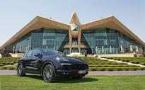 Porsche Centre Abu Dhabi installs electric vehicle charging stations
