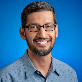 Sundar Pichai joins Google parent company's board