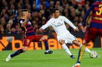 Spanish league reveals new season's Real vs Barcelona Clasicos