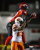 Roughriders add former Calgary receiver Jeff Fuller, release Kendial Lawrence