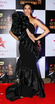 Screen Awards: Deepika, Bipasha, Alia: Gorgeous gals on the red carpet