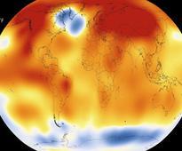 First half of 2016 was planet's warmest half