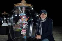 Stephen Spielberg inspired new art trail in the UK