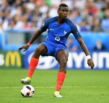 Mourinho relieved to finally get his hands on Pogba