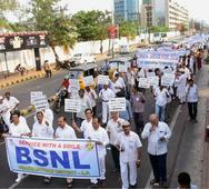 BSNL to serve customers with a smile