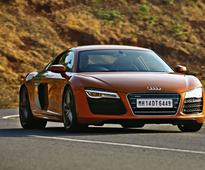 2013 Audi R8 5.2 FSI Coupe : First Drive