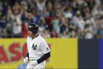 New York Yankees top Rays in Alex Rodriguez's farewell game