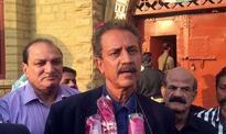 Karachi Mayor Waseem Akhtar released from jail