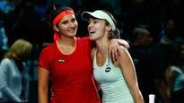 Sania Mirza, Martina Hingis storm into Stuttgart Open finals