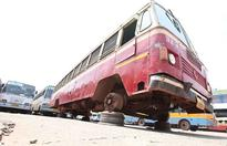 KSRTC employees to continue stir; MD warns of action