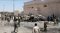 Three Islamic State militants killed in Afghanistan