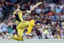 David Warner ton and blitz from Steve Smith, Mitchell Marsh deflates New Zealand