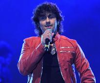 Sonu Nigam lends his voice for ITBP force song