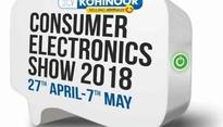 Kohinoor's Consumer Electronic Show to commence in Mumbai