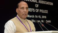 Social media poses a serious challenge to law enforcement agencies, says Rajnath Singh