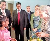 UNESCO Director-General arrives in Sri Lanka on first official visit