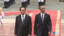 Obama chides Vietnam for poor human rights record