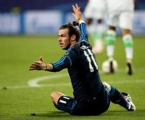 Wolfsburg stun Real Madrid