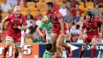 Fringe Wallabies player Karmichael Hunt may not play for Reds again in 2016