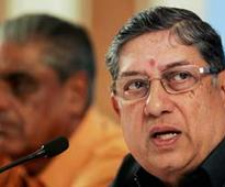 Spot-fixing: NCP distances itself from D P Tripathi's comments on N Srinivasan's resignation
