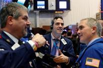 US STOCKS SNAPSHOT-Dow hits record high at open
