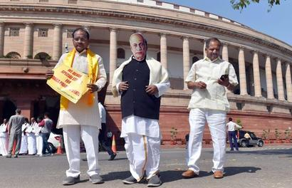 House proceedings washed out for 7th day, Finance Bill not taken up