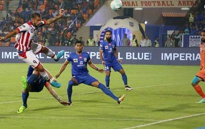 ISL 4: Robin strike provides holders ATK maiden win of season