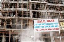 Supply blues persist in realty sector