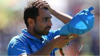 CoA asks BCCI to include Shami in central contracts