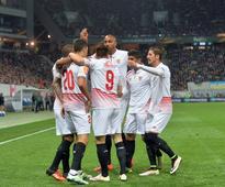 Gameiro penalty gives Sevilla edge against Shakhtar