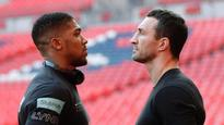 Anthony Joshua v Wladimir Klitschko ticket sales exceed 80,000 for Wembley world title fight
