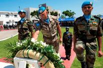 UNIFIL pays tribute to military, civilian personnel on Peacekeepers' Day