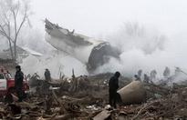 Kyrgyzstan Health Ministry says Turkish cargo plane crash kills 37