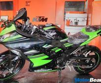 Kawasaki Ninja 300 KRT Edition Silently Launched In India